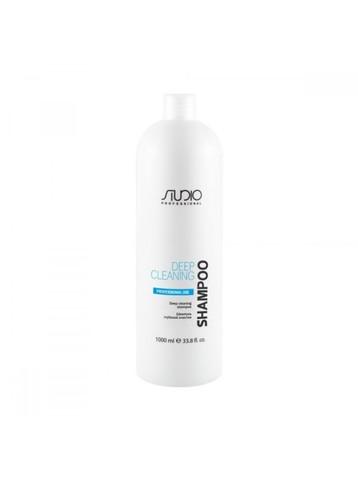 Kapous, Шампунь для всех типов волос с пшеничными протеинами