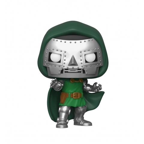 Фигурка Funko POP! Bobble: Marvel: Fantastic Four: Doctor Doom 44991
