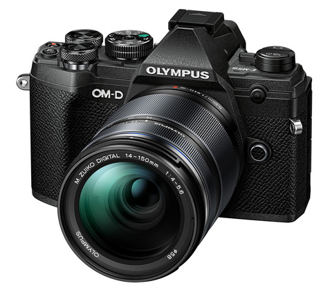 Olympus OM-D E-M5 Mark III Kit 14-150 mm /4-5.6 Black
