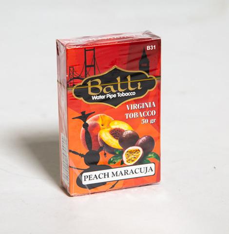 Табак Balli Peach Marajuka 50 г