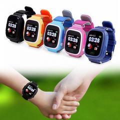 Детские часы Smart Baby Watch Q80 (G72,Q90)  с wifi
