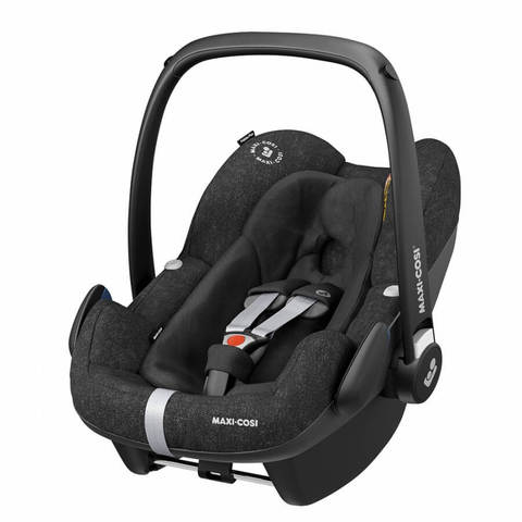 Автокресло Maxi-Cosi Pebble Plus Nomad Black