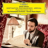 Daniil Trifonov, The Philadelphia Orchestra, Yannick Nezet-Seguin / Destination Rachmaninov: Arrival (CD)
