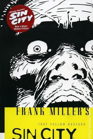 Sin City TPB #4 That Yellow Bastard (2005 Dark Horse 2nd Edition)