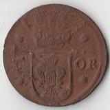 1634-1642 P2752 Швеция 1/4 эре