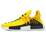 Кроссовки Женские ADIDAS NMD x Pharrell Williams NMD Human Race Yellow White