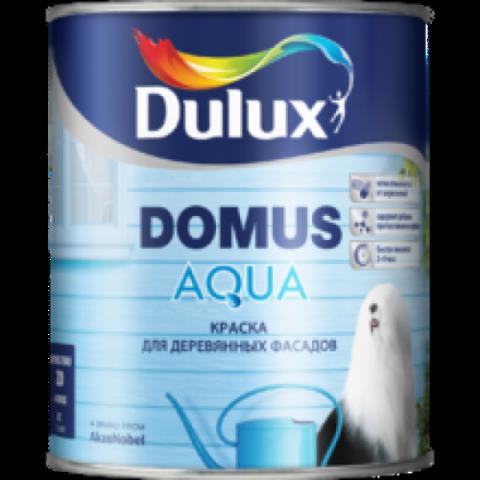 Dulux Domus Aqua Фасадная акрилатная краска.