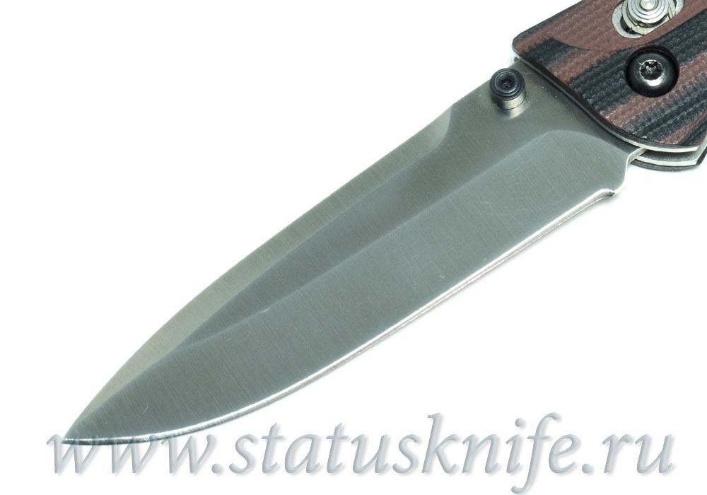 Нож BENCHMADE 730 Sterile Evaluation knife - фотография