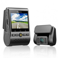 Видеорегистратор VIOFO A129 Duo c GPS