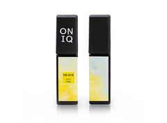 Гель-лак ONIQ Tie-dye - 169 Lemon, 6 мл