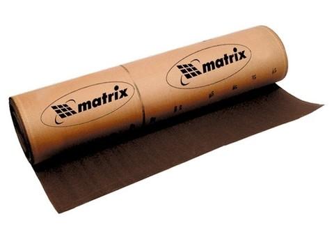 Шкурка на тканевой основе, P 100, 1000 мм х 20 м, водостойкая Matrix