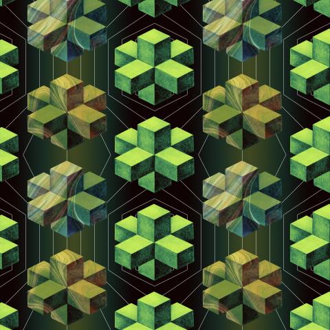 Паттерн Кубики №2