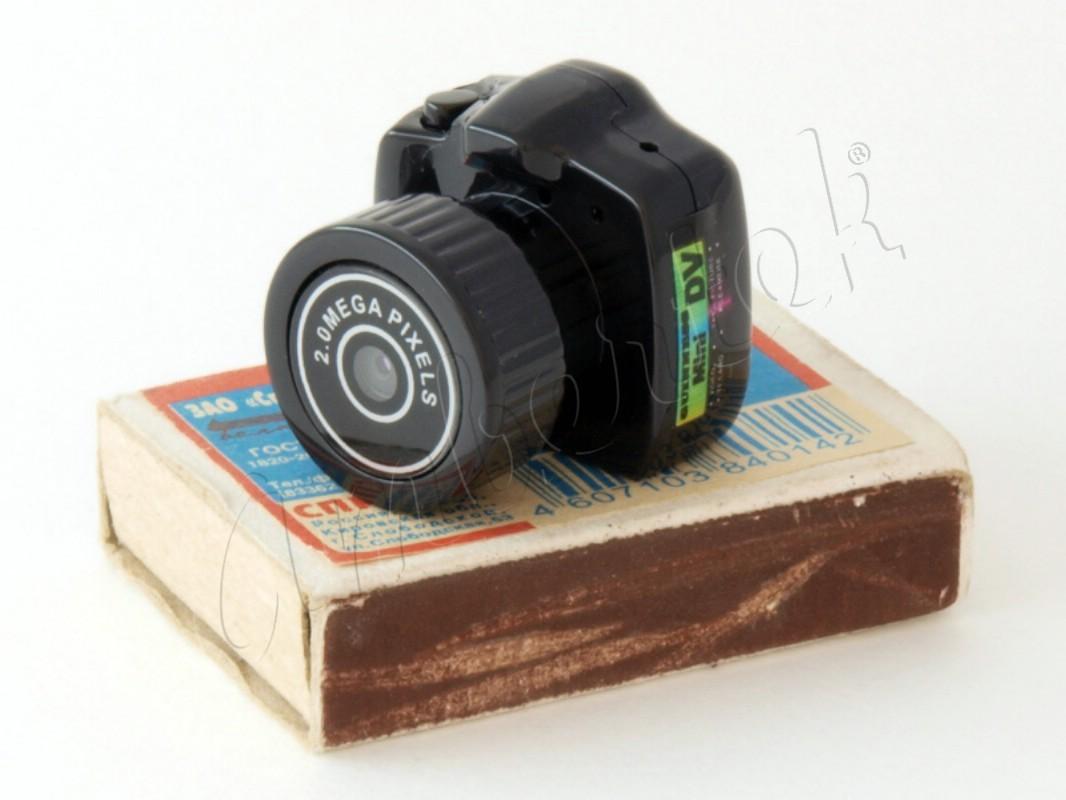 Мини камера Ambertek RS101