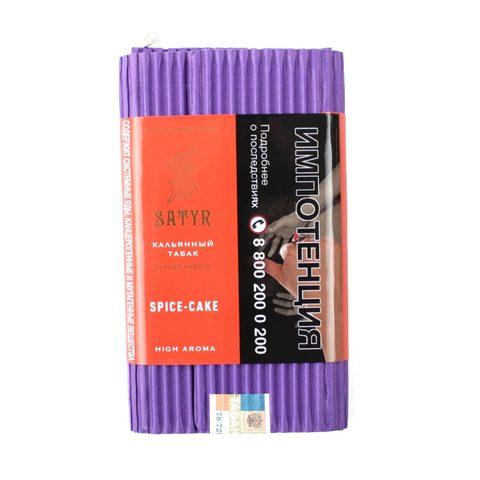 Табак для кальяна Satyr High Aroma 100 гр Spice Cake