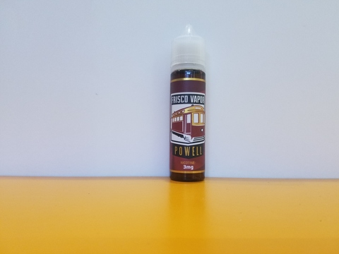 POWELL by FRISCO VAPOR 60ml