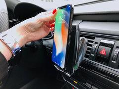 Держатель автомобильный смарт сенсор с 5