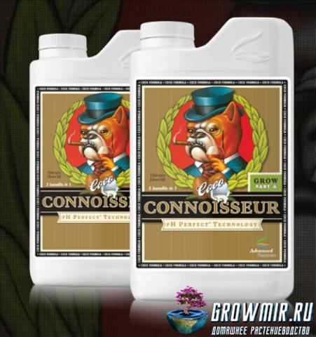 Advanced Nutrients pH Perfect Connoisseur Coco Grow Part A & B (5л)