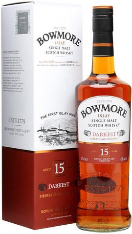 Виски Bowmore,