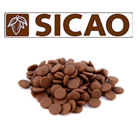 Молочный шоколад SICAO, 100 г.