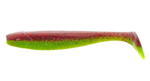 Мягкая приманка Lucky John MINNOW 4.4in (111 мм), цвет T44, 5 шт.