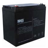 Аккумулятор для ИБП MNB MNG 50-12 (12V 50Ah / 12В 50Ач) - фотография