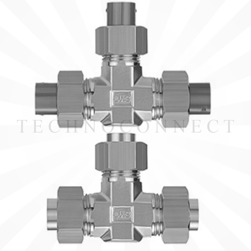 KFT08N-00-X2  Соединение-тройник