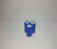 Аккумулятор 18350 Li-ion 1000mAh 3,7V 3,7Wh