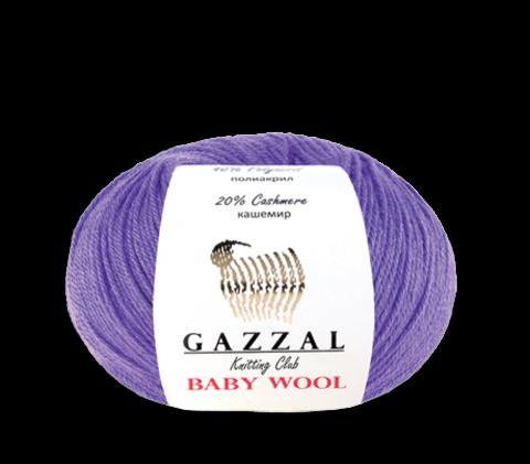 Купить Пряжа Gazzal Baby wool | Интернет-магазин пряжи «Пряха»