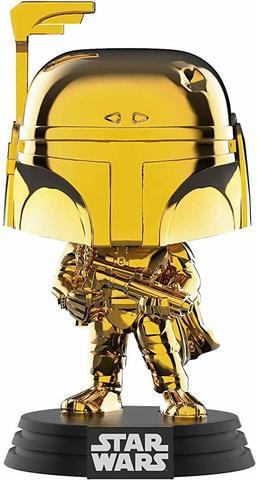 Фигурка Funko POP! Bobble: Star Wars: Boba Fett Hamleys (Exc)
