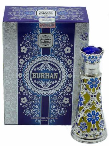 Пробник для Burhan Бурхан 1 мл арабские масляные духи от Насим Naseem Perfumes