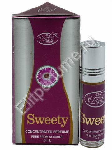 Lady Classic 6 мл Sweety масляные духи из Арабских Эмиратов