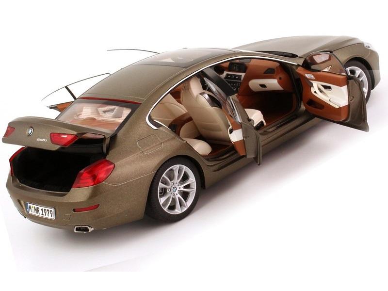 Коллекционная модель BMW 650i 2011