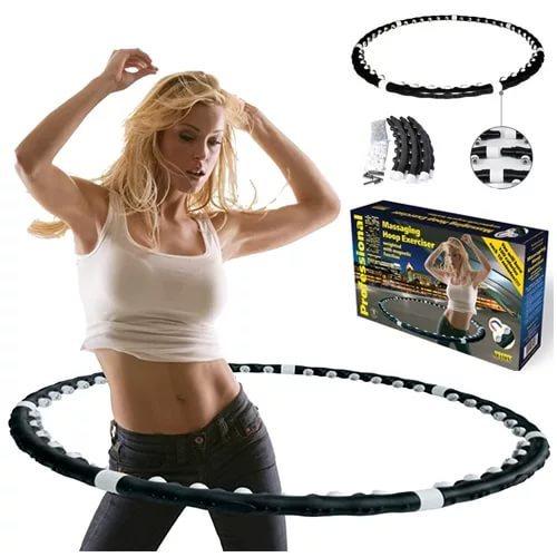 Спорт/Фитнес/Похудение Магнитный массажный обруч Acu Hoop Pro obruch4.jpeg