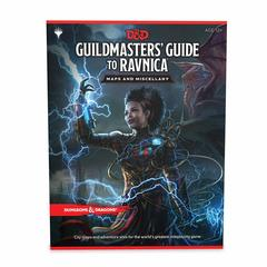 D&D Guildmaster's Guide to Ravnica Maps and Miscellany