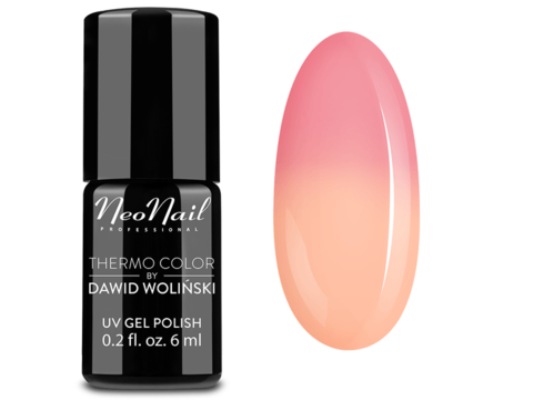 NeoNail Гель-лак UV 6ml Glossy Satin Термо № 6631-1