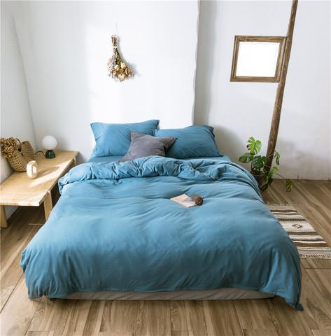 Евро постельное белье трикотаж Nature Collection R-19