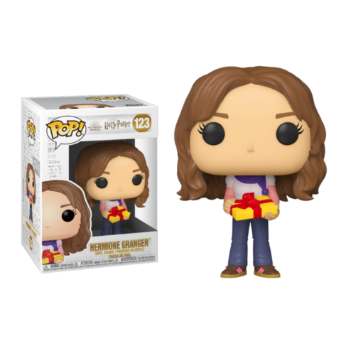 Hermione Granger (Harry Potter:Holiday) Funko Pop! Vinyl Figure || Гермиона Грейнджер