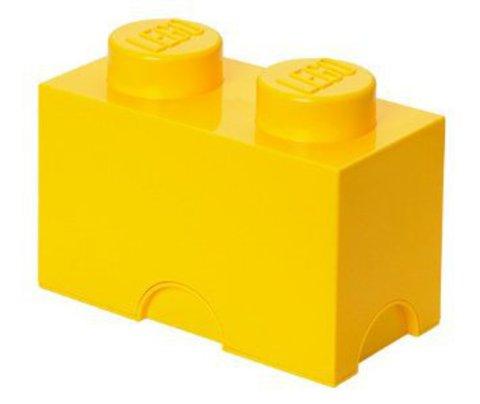 LEGO: Ящик для хранения игрушек 2 (желтый)