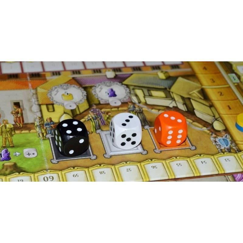 Настольная игра Лоренцо Великолепный