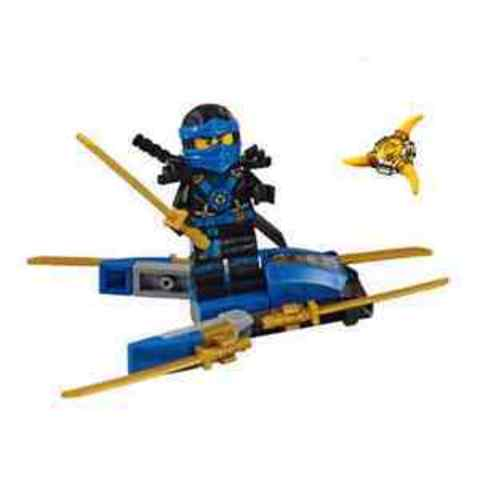 LEGO Ninjago: Атака Дракона Морро 70736 — Attack of the Morro Dragon — Лего Ниндзяго