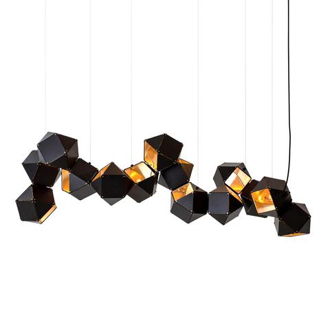 Подвесной светильник копия Welles Long by Gabriel Scott