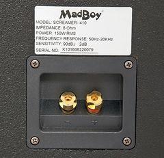 КАРАОКЕ MadBoy Screamer 410