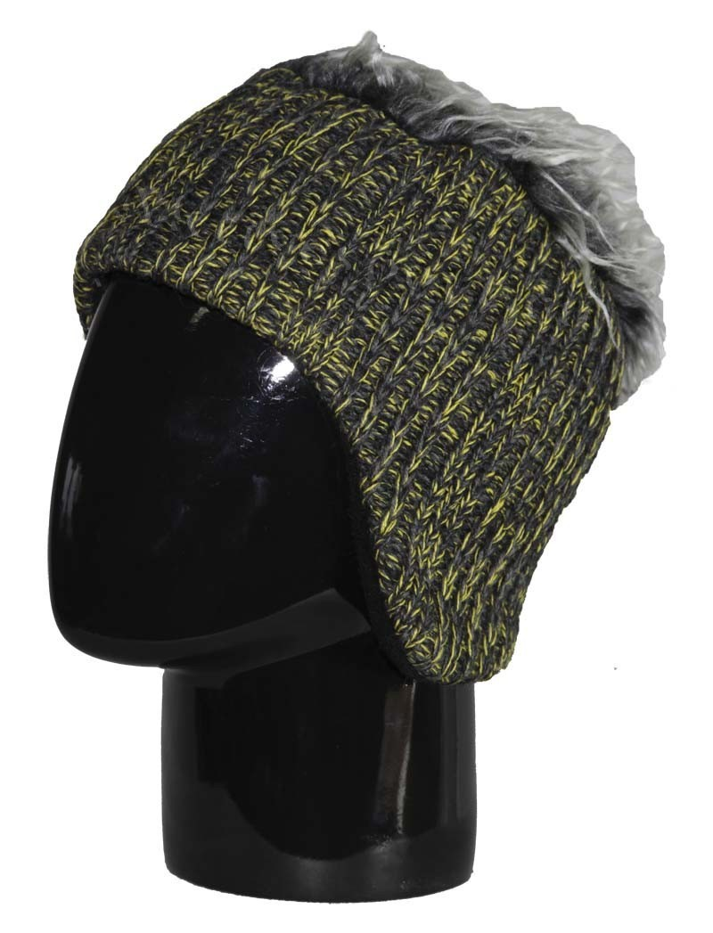 Шапки крупной вязки Шапка вязаная с волосами Eisbar Gisbert 051 gisbert_051.jpg