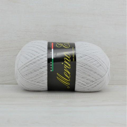 Пряжа Merino Extra (Мерино экстра) Светло-серый