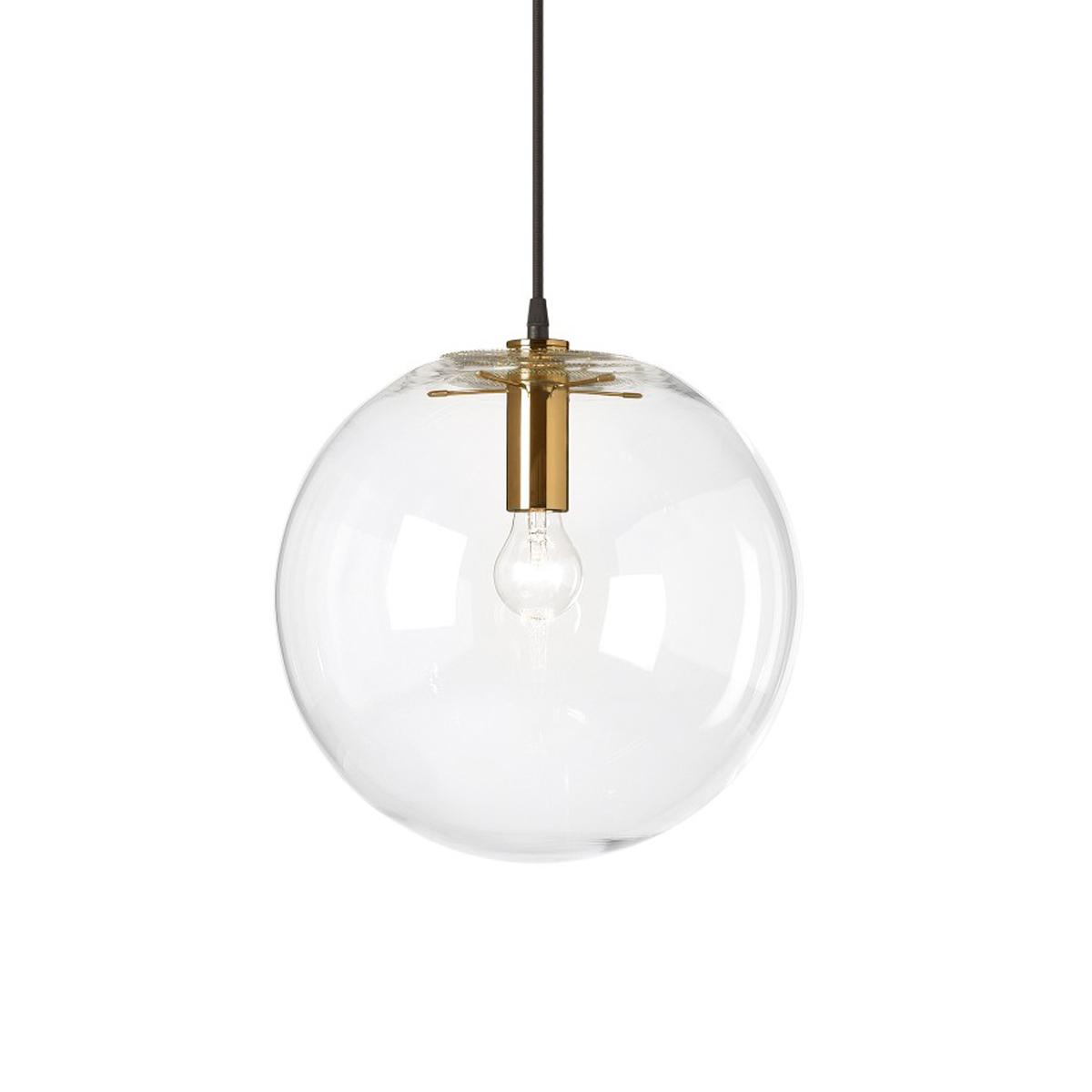Подвесной светильник копия SELENE by ClassiCon D40 (золотой)