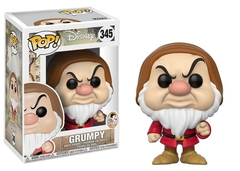 Фигурка Funko Pop! Disney: Snow White - Grumpy