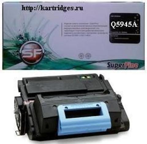 Картридж SuperFine SF-Q5945A
