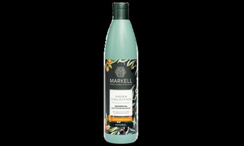 Markell Green Collection Шампунь для волос Восстанавливающий 500мл