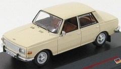 Wartburg 353 cream-red lines 1967 IST032 IST Models 1:43