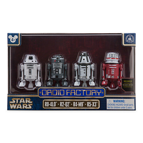 Droid Factory Box Set - Star Wars: The Force Awakens